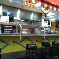 Photo taken at Fatburger by Mike T. on 10/22/2012