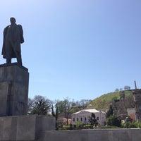 Снимок сделан в Площадь Ленина пользователем fantasy😈 5/3/2013