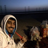 Photo taken at احلى كشته مع شباب by Ahmad A. on 2/20/2014