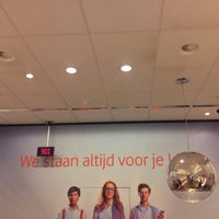 Photo taken at Vodafone Red Room Zwolle by Inge d. on 9/20/2012