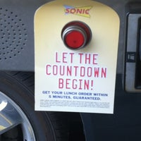 Photo taken at SONIC Drive In by Chandra S. on 3/8/2013