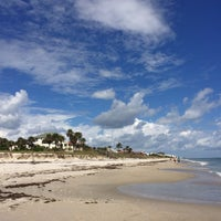 Photo taken at The Beach Behind Sun On The Beach by Lacey M. on 9/26/2013