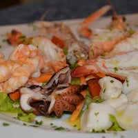Photo taken at Trattoria Alla Busa by Trattoria Alla Busa on 1/27/2016