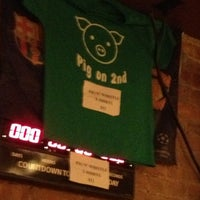 Photo taken at Pig 'n' Whistle by Rob L. on 12/8/2012