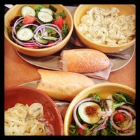 Photo taken at Panera Bread by Jessica M. on 4/7/2013