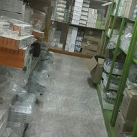 Photo taken at Farmacia Huguito by Rusbel G. on 5/18/2016