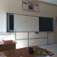 Photo taken at Kızılpınar Belediyesi Çok Programlı Anadolu Lisesi by AHMET K. on 4/25/2016