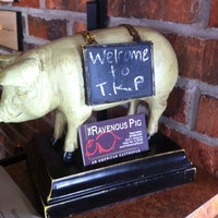 Photo taken at The Ravenous Pig by Rusty P. on 11/16/2012