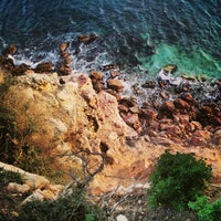 Photo taken at Sanary-sur-Mer by Bastien B. on 12/31/2012