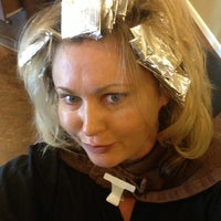Photo taken at Bambu Salon & Spa by Your Savvy Atlantan on 5/22/2013
