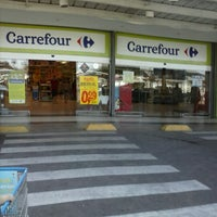 Photo taken at Carrefour by Elaine C. on 1/13/2013