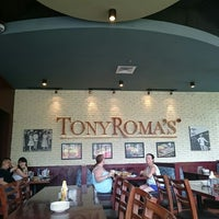 Photo taken at Tony Roma's by Athar A. on 3/12/2015