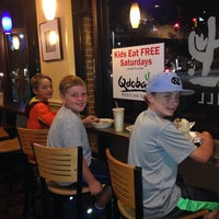 Photo taken at Qdoba Mexican Grill by Mike G. on 9/29/2013