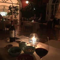 Photo taken at Le Sirenuse Hotel by Lauren A. on 10/22/2017