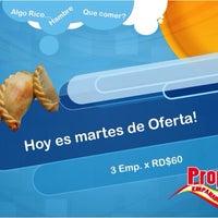 Photo taken at Pronta Empanada by Sergio P. on 6/10/2014
