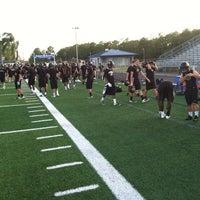Photo taken at Barron Collier High School by Scott B. on 9/26/2013