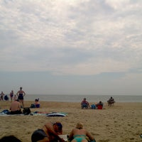 Photo taken at 124 Street Beach by Will H. on 8/23/2013
