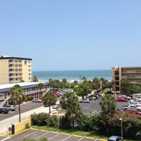 Photo taken at Best Western Cocoa Beach Hotel & Suites by Toria F. on 5/11/2013