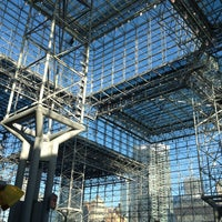 Photo taken at Jacob K. Javits Convention Center by Heather B. on 1/28/2013