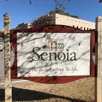 Photo taken at Historic Downtown Senoia by Jeff W. on 11/5/2016