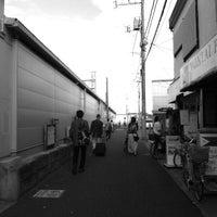 Photo taken at Keisei-Ōkubo Station (KS27) by Ryoko M. on 10/13/2012
