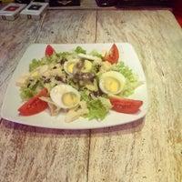Das Foto wurde bei Goodys Cafe & Cucina von Ch M. am 11/4/2013 aufgenommen