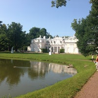 Снимок сделан в Дворцово-парковый ансамбль «Ораниенбаум» пользователем Илья 7/12/2013