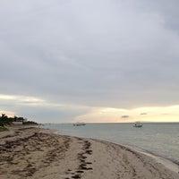 Photo taken at El Rincón de los Gallos by the Sea by Aniela M. on 7/20/2013