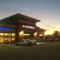 Photo taken at Estero Bay Chevrolet by Merrill L. on 1/2/2013