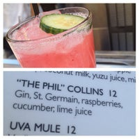 Photo taken at Catal Restaurant by Annie N. on 9/20/2012