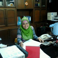 Photo taken at Office PT KINETIC GLOBAL by iis i. on 2/11/2013