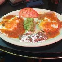 Photo taken at Cafeteria Yadira by Eduardo Q. on 5/28/2016
