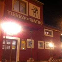 Photo taken at Tierra de Teatro by Ser P. on 5/4/2013