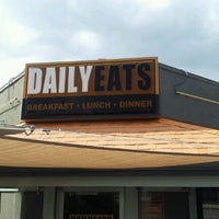 Photo taken at Daily Eats by Aaron on 9/29/2012