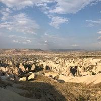 7/28/2018 tarihinde C.Erkan N.ziyaretçi tarafından Kapadokya Panorama Teras Kafe'de çekilen fotoğraf