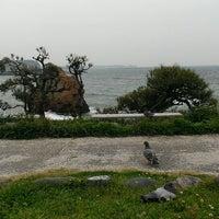 4/17/2013に★ ち.が秋谷海岸で撮った写真