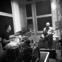 Photo taken at Music Garage by Nick S. on 8/22/2015