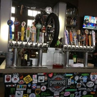 Photo taken at Choppers Grub & Pub by Nick S. on 8/24/2014