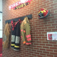 Photo taken at Firehouse Subs by Rafael L. on 2/12/2017