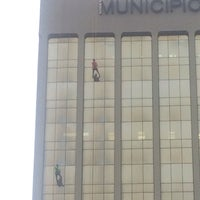 Photo taken at Torre Municipal De San Juan by Rafael L. on 5/1/2016