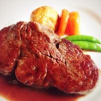 6/16/2013にxcmoonがステーキレストラン そうまで撮った写真