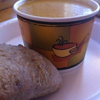 Photo taken at New England Soup Factory by Michael I. on 11/17/2012
