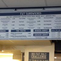Photo taken at Fat Sandwich Company by Patrick S. on 2/22/2014