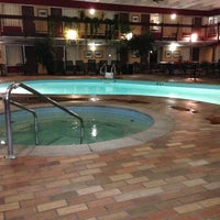 Photo taken at Best Western Bridgeview Hotel by Bethany M. on 1/2/2013