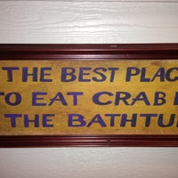 Photo taken at Joe's Crab Shack by Mike P. on 10/20/2012