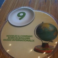 Photo taken at Noodles & Company by Scott H. on 10/9/2012