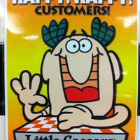Photo taken at Little Caesars Pizza by Todd M. on 12/29/2012