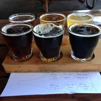 Photo taken at Lucky Labrador Brew Pub by Christine B. on 7/17/2013