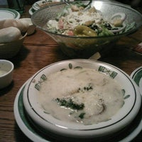 Photo taken at Olive Garden by Briana R. on 3/16/2013