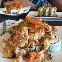 Photo taken at Sushi Tomo by Briana R. on 2/28/2016